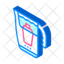 Filtering Pot Isometric Icon