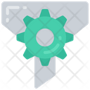 Filtering Process Icon