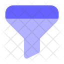 Filters Funnel Sort Icon