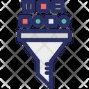 Algorithm Analysis Data Icon