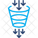 Filtration Purification Cleaning Icon