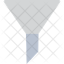 Filtration Filter Funnel Icon