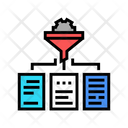 Filtration Filtration Network Filter Files Icon
