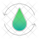 Wastewater Treatment Plant Icon