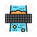 Filtration Machine Color Icon