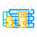 Filtration System Supply Icon