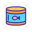 Tuna Sea Food Icon