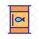 Tuna Alcohol Ale Icon