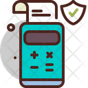 Finaince Protection Safe Payment Secure Payment Icon