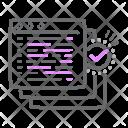 Final Version Icon