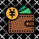 Finance Money Pocket Icon