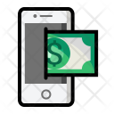 Finance Mobile Money Icon