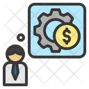 Finance Management Money Icon