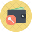 Finance Protection Locked Icon