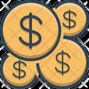 Finance Money Dollar Icon