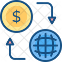 Finance Money Time Icon
