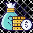 Finance Wealth Money Icon