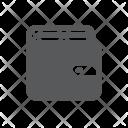 Finance Solid Dollar Icon