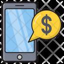 Finance Message Alert Icon