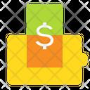 Finance Wallet Money Icon