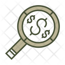 Finance Money Marketing Icon
