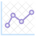 Finance Graph Marketing Icon