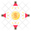 Money Spot Light Important Icon