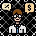 Coach Money Business Icon
