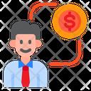 Finance Advisor Icon