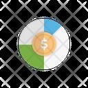Chart Dollar Graph Icon