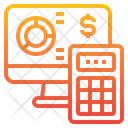 Economy Calculator Computer Icon