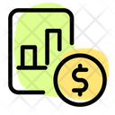 Finance Analysis Icon