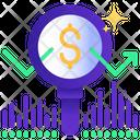 Capital Analysis Analysis Data Icon