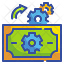 Finance automation Icon