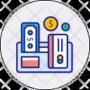 Finance Background Icon