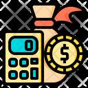 Finance Bag Icon