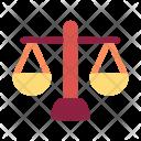 Finance Balance Justice Icon