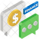 Business Blogging Finance Blog Business Chat Icon