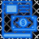 Book Money Finance Icon