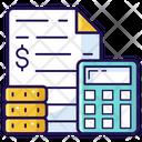 Finance Budget Icon