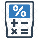 Finance calculator Icon