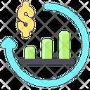 Business Finance Finance Chart Business Profit Icon