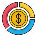 Graph Chart Dollar Icon