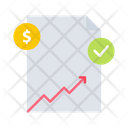 Finance Chart Accounting Investment Icon