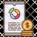 Finance Chart Pie Chart Market Icon