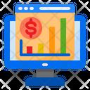 Finance Chart Icon