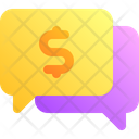 Chat Transaction Message Icon