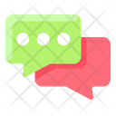 Business Finance Finance Chat Chat Icon