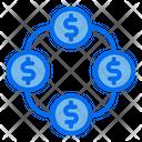 Community Money Investment Icon
