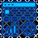 Dashboard Finance Business Icon